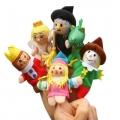 toy - 08 ตุ๊กตาหุ่นนิ้วมือ ชุดเทพนิยาย